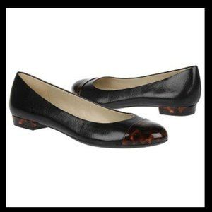 NATURALIZER APPLAUSE BALLET FLAT SZ 8M.